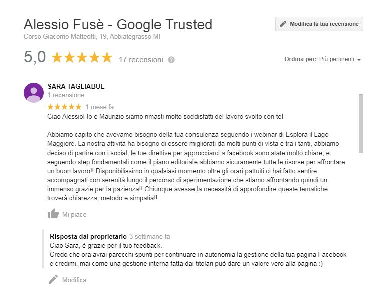 recnsione-google-my-business-alessio-fusè
